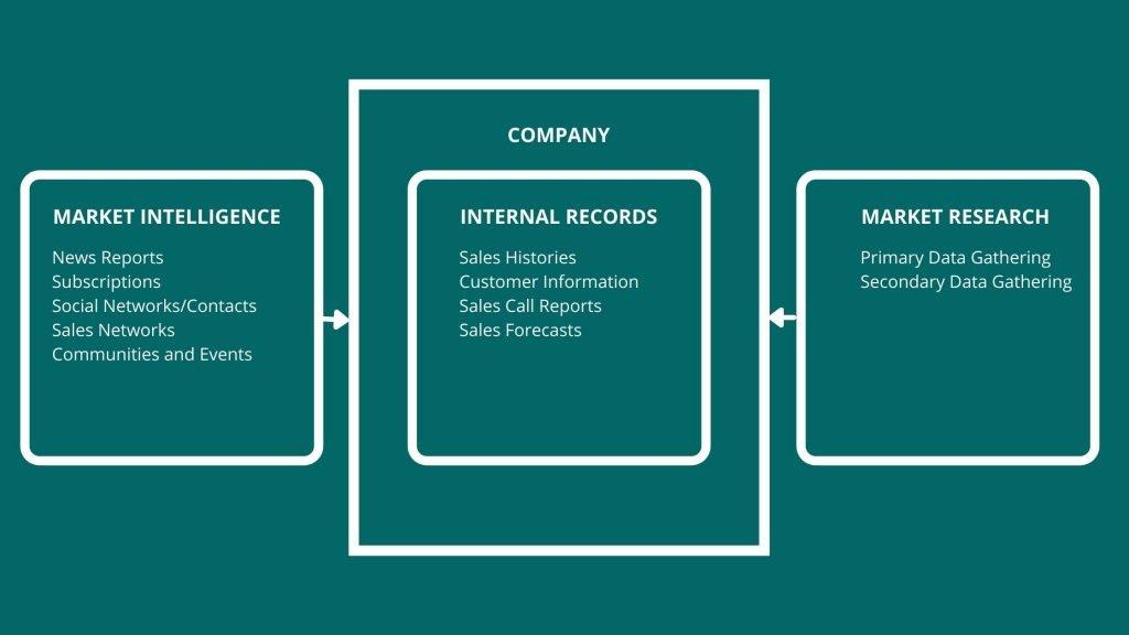 A Company's Market Information System
